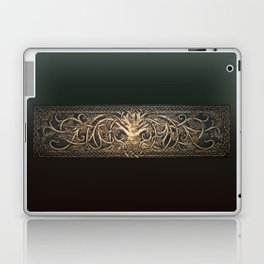 Ygdrassil the Norse World Tree Laptop & iPad Skin