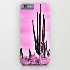 Wild Cactus iPhone 6s Slim Case