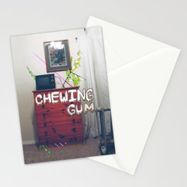 Chewing Gum Stationery Cards