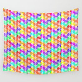 Tri-Prismatic Wall Tapestry