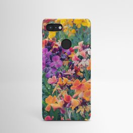 COLOUR POP // SPRING FLOWERS  Android Case