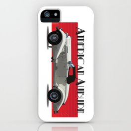 American Auburn iPhone Case