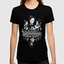 Rapture's Emblems : The Little Sisters T-shirt