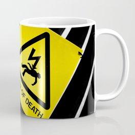 Danger of Death #2 | New Slant, Old Message Coffee Mug
