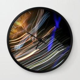 WaterFire (853a) Wall Clock
