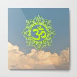 Namaste Anahata Metal Print