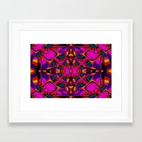rio Framed Art Prints featuring Rio by Cherie DeBevoise