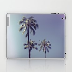 palm trees ver.retro Laptop & iPad Skin