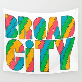 Broad City Wall Tapestry