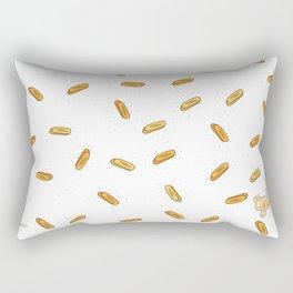 Tajadas love Rectangular Pillow