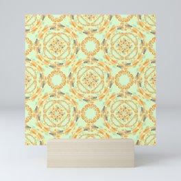 Fine art pattern Mini Art Print