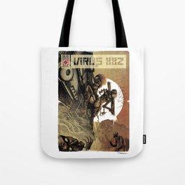 VIRUS 88Z Tote Bag