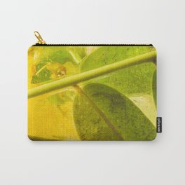 Locust Tree #18 Carry-All Pouch