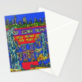 Future City Stationery Cards