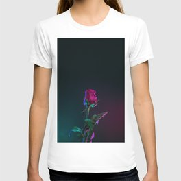 lonely rose T-shirt