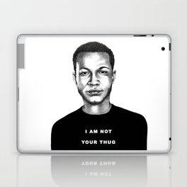 I Am Not Your Thug Laptop & iPad Skin