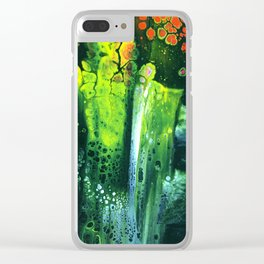 Phosphorescence Clear iPhone Case