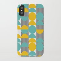 60s iPhone & iPod Cases featuring 60s pattern 02 by Ioana Luscov