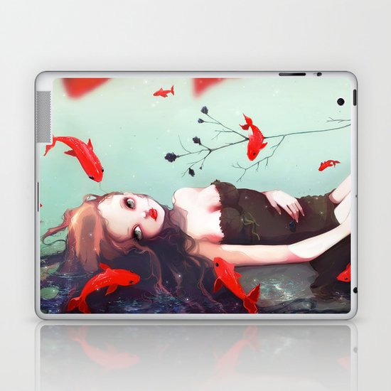 L'attente Laptop & iPad Skin