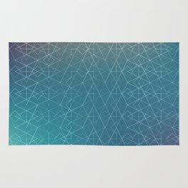 Blurred Geometry Rug