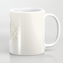 Minimal Very Merry #society6 #xmas Coffee Mug