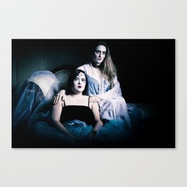 Lady Valondra and Lady Tanya Feb 5, 2017 Canvas Print
