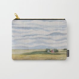 Asperitas Over the Field of Dreams Carry-All Pouch