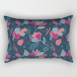 Colorful flowers Rectangular Pillow