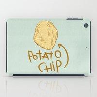 potato iPad Cases featuring POTATO CHIP by Josh LaFayette