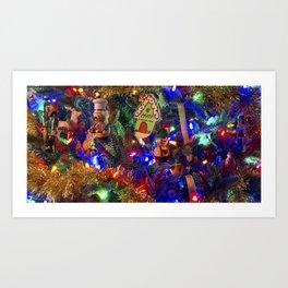 Christmas Tree 2018 Art Print