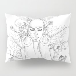 Divine Maya Pillow Sham