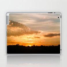 Where the sun rises Laptop & iPad Skin