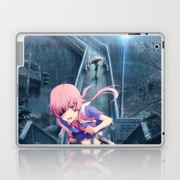 Future Diary Mirai Nikki (Anime) Laptop & iPad Skin