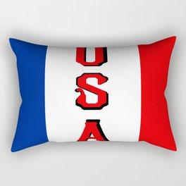 Champion Usa 2 Rectangular Pillow
