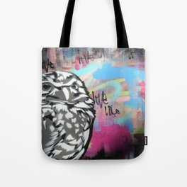 Owl Party Tote Bag