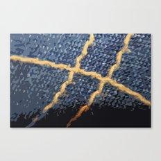 Shadow Pocket Canvas Print