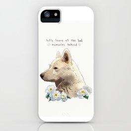 Jindo iPhone Case