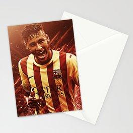 Neymar Jr  Stationery Cards