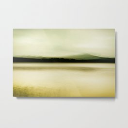 Lac croche (Crooked Lake) #2 Metal Print