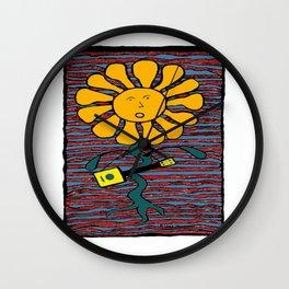 C-box Jammin Wall Clock