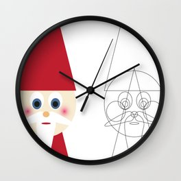 you will be mine Wall Clock