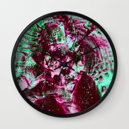 Limited Edition - 50 ex. - Galaxy Metaphor. Wall Clock