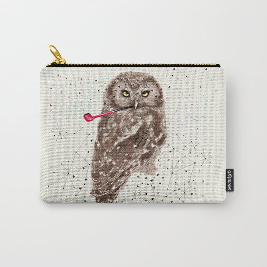 Mr.Owl III Carry-All Pouch