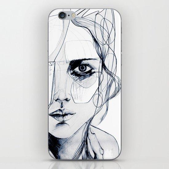 Sketch V iPhone & iPod Skin