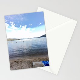 Lakeside at Priest Lake Stationery Cards