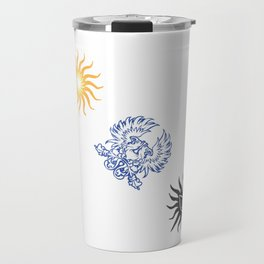 Powers of Thedas Travel Mug
