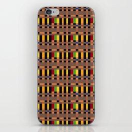 Moribayassa iPhone Skin