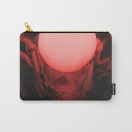 Valley | Sun | Mountains Carry-All Pouch