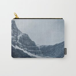 Snowy Mountains Carry-All Pouch