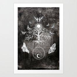 Awaken Persephone Art Print